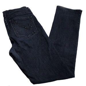 NYDJ Size 6 Slim Blue Jeans